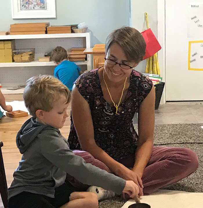 Shakira Chambers Montessori Teacher